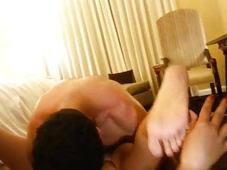 Horny cuckold wife takes Rico Gardner load in her pussy
