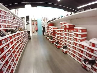 magasin de chaussure