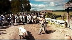 Caning scene from movie