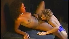 Ebony Star & Cinnabunz Have A Private Show