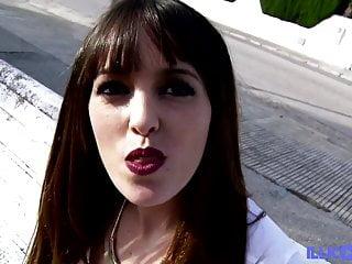 Good fuck with Natty, beautiful Spanish masseuse with big na