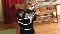 slave sissy in bondage