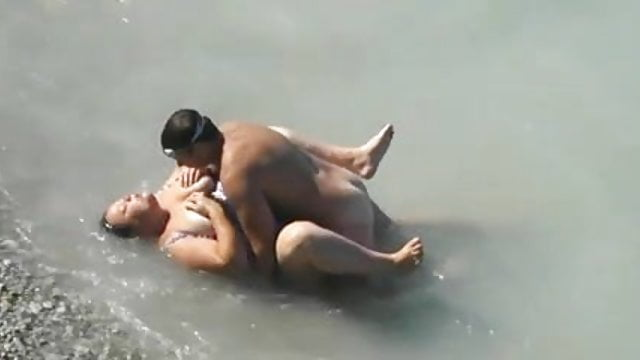 Fucking the bbw busty sea in can