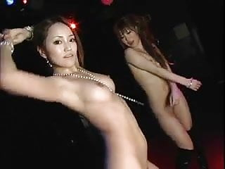 2 sexy japan gogo girls nude disco dance