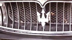 Maserati bikini car wash