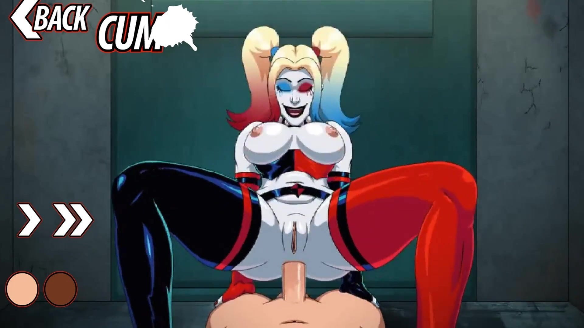 Harley Quinn Virtual Reality