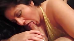 My MILF Exposed Amateur wife POV blowjob