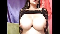 Big Milky Boobs On WebCam
