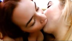 Deep Tongue Kissing (these braxilian girl likes to make out)