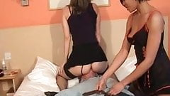 Ass rimming and pussy licking compliation