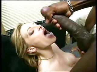 Euro girls love big black cocks #26