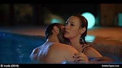 Berta Galo & Natalia Verbeke topless and rough sex scenes