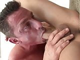Hot Tgirl undress and get fucked