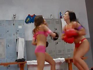 Lesbian Fight Club