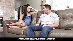 FamilyHookups- Cassidy Klein Gets Naughty With Hot Older Unc