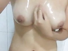 Cute Chinese Girl show her hot body 03
