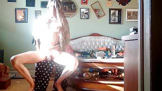 'sunshine' Sunny X-mas morning