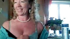 Milf moms flashing tits