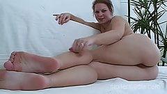 Teenie von der Strasse ins Bett