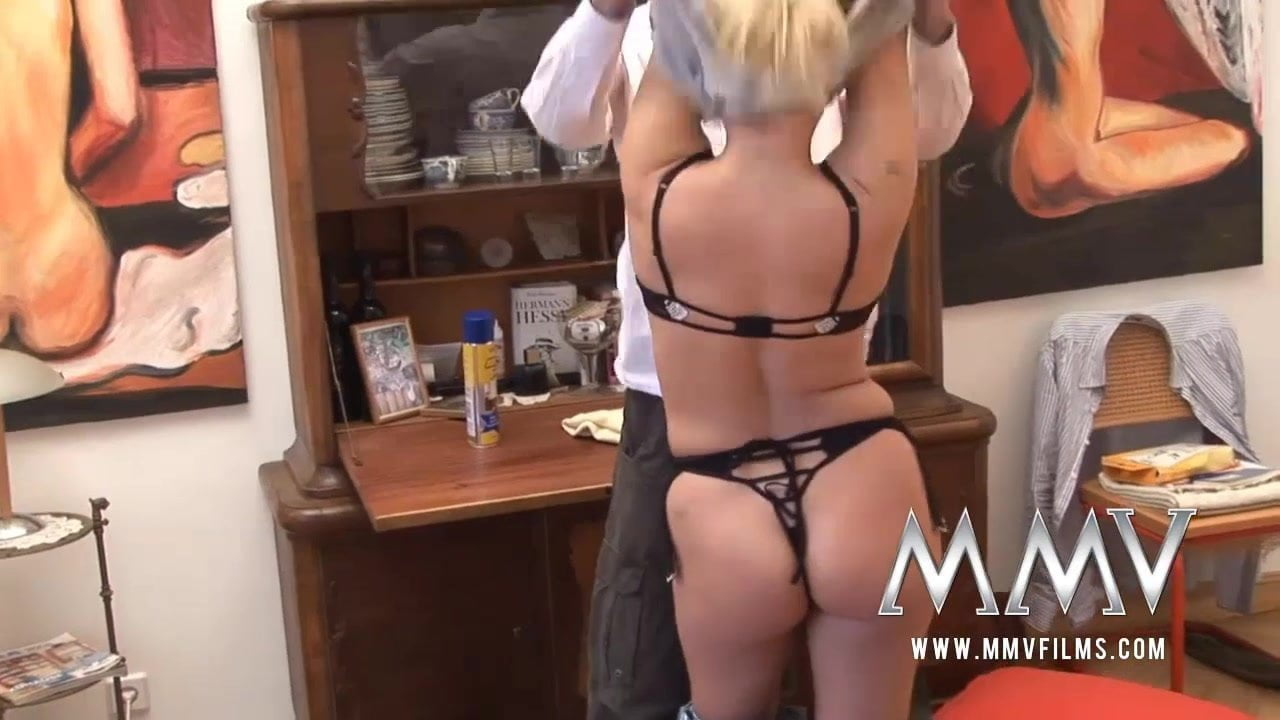 German Milf Cum