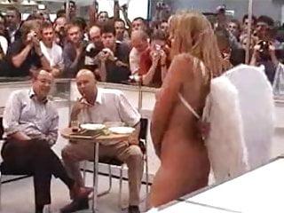 Erin angel nude - Denise, nude in public as an angel by snahbrandy