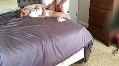 Fucking my ex on hidden cam
