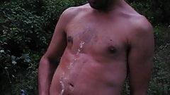 pupbalto sucking dick and exploring naked