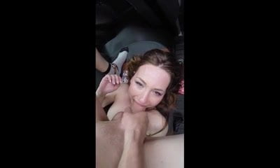 Lelu Love-POV Sloppy BJ Biting Nibbling