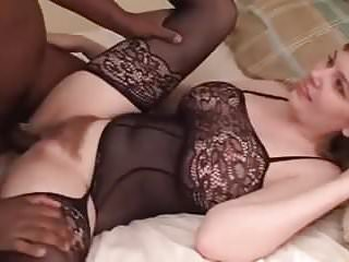 Hairy Pussy Takes BBC Wit' Pleasure