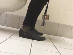 Understall toilet view 6