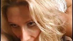 Mature blonde blowjob ypp