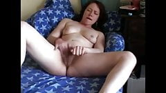 Mom enjoys masturbation