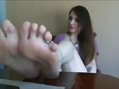 Ilse Alcorta Feet!