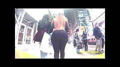 Dominican Candid Booty Perfection in Jeans