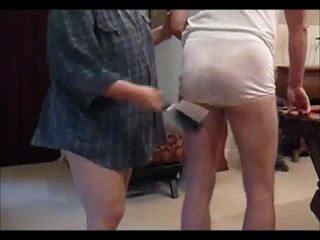 Bbw covered in cum