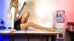 Hot blonde phonesex girl