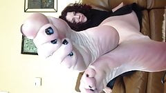 Sexy Milf awesome Soles