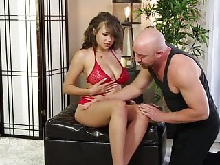 Cassidy Banks Busty Natural Tits 1