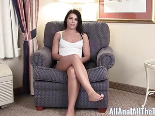 Preview 1 of Teen Anal Queen Adriana Chechik Loves To Get Ass Fucked