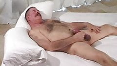 Have won hand on daddys cock