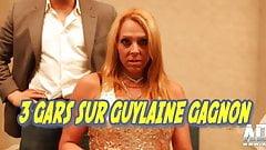 AD4X Video - 3 Gars sur Guylaine Gagnon trailer HD - Video P