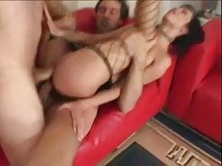 Sexy Girl Gets DP