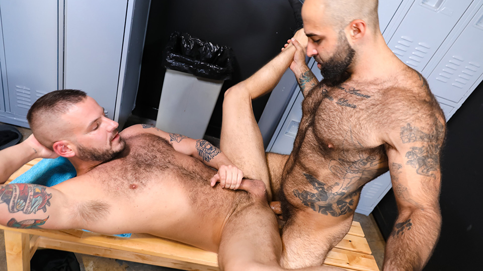 Naked Images Gay l.a. firehouse interview video
