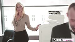 Babes - Office Obsession - Kyra Hot and Pablo Ferrari - Dirt