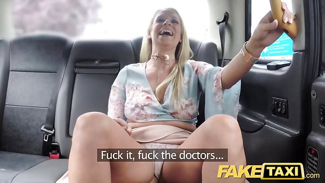 Preview 1 of Fake Taxi John gets a good taxi arse rimming