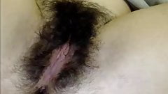 Valery Show Us Her Beautiful Hairy Pussy...