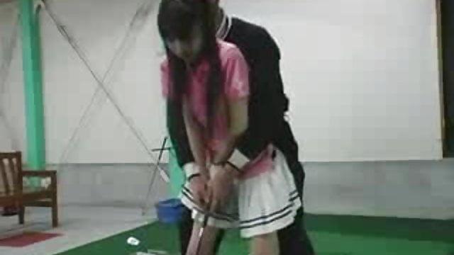 Golf porno canale
