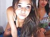 Sexiest Lesbian Webcam Girls going crazy - part 1