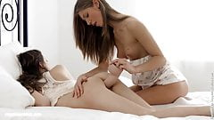 Tender Loving by Sapphic Erotica - lesbian love porn with