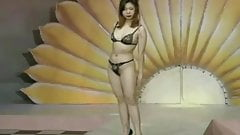 Pretty Taiwanese women - on stage